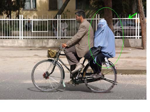 burka-bike